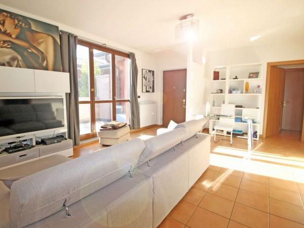 Appartamento in vendita a Cassano d'Adda, Con giardino, 136 mq - Foto 18