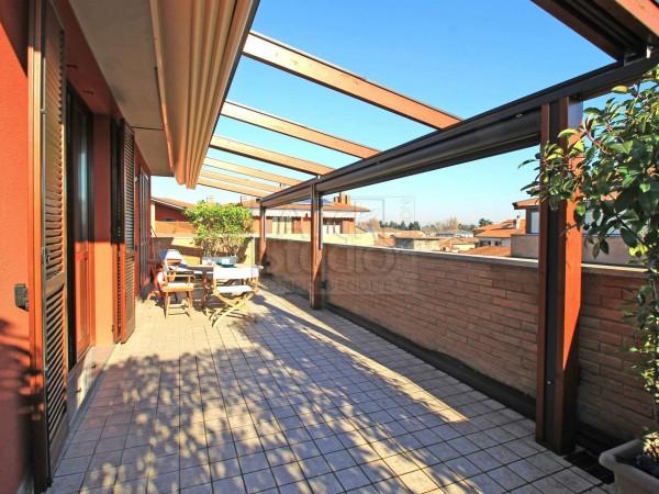 Appartamento in vendita a Cassano d'Adda, Con giardino, 136 mq - Foto 19
