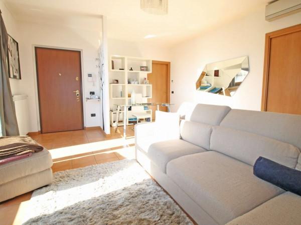 Appartamento in vendita a Cassano d'Adda, Con giardino, 136 mq - Foto 16