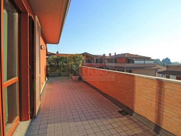Appartamento in vendita a Cassano d'Adda, Con giardino, 136 mq - Foto 5