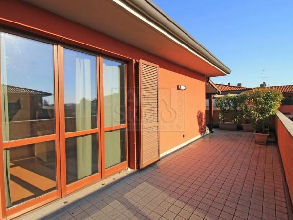 Appartamento in vendita a Cassano d'Adda, Con giardino, 136 mq - Foto 1