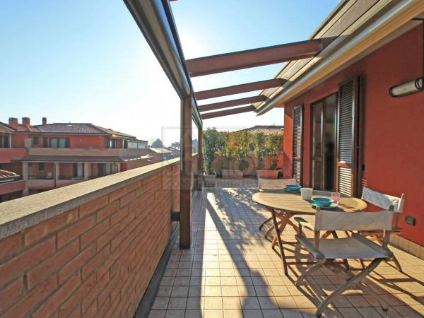 Appartamento in vendita a Cassano d'Adda, Con giardino, 136 mq - Foto 4