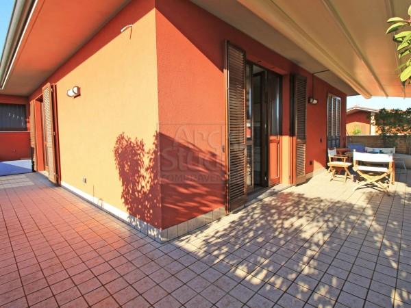 Appartamento in vendita a Cassano d'Adda, Con giardino, 136 mq - Foto 20