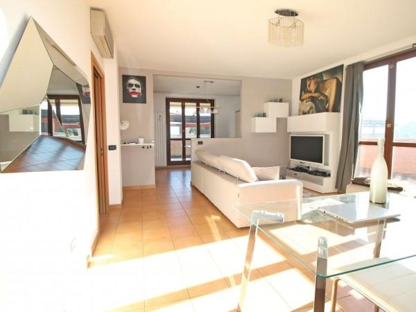 Appartamento in vendita a Cassano d'Adda, Con giardino, 136 mq - Foto 17