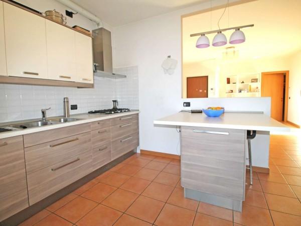 Appartamento in vendita a Cassano d'Adda, Con giardino, 136 mq - Foto 13