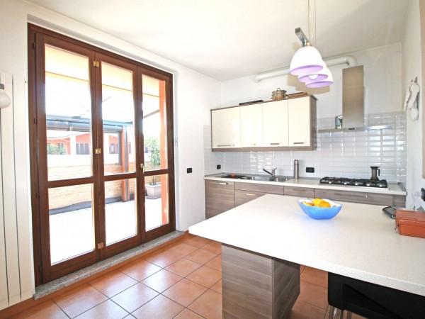 Appartamento in vendita a Cassano d'Adda, Con giardino, 136 mq - Foto 14