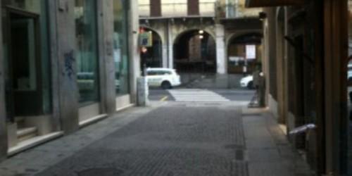 Negozio in affitto a Brescia, Centro Storico Pregiato, 60 mq - Foto 30