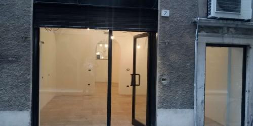 Negozio in affitto a Brescia, Centro Storico Pregiato, 60 mq - Foto 15