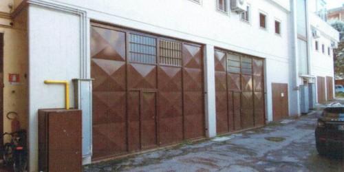 Locale Commerciale  in affitto a Forlì, Romiti, 365 mq