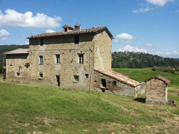 Rustico/Casale in vendita a Città di Castello, Trestina, Con giardino, 160 mq