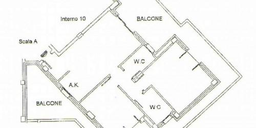 Appartamento in vendita a Marino, Centro, 85 mq - Foto 2
