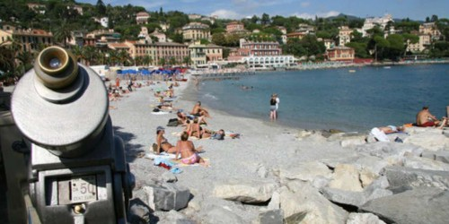 Appartamento in affitto a Rapallo, Centralissimo-mare, Arredato, 45 mq - Foto 18