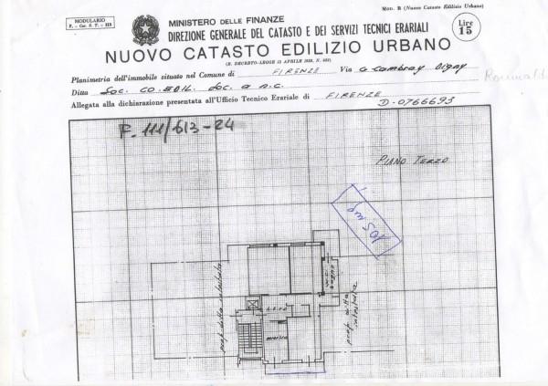 Appartamento in vendita a Firenze, Con giardino, 107 mq - Foto 2