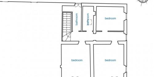 Rustico/Casale in vendita a Lastra a Signa, Con giardino, 90 mq - Foto 2