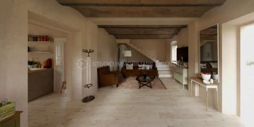 Rustico/Casale in vendita a Lastra a Signa, Con giardino, 90 mq