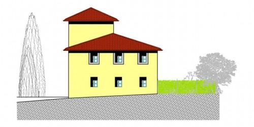 Rustico/Casale in vendita a Lastra a Signa, Con giardino, 90 mq - Foto 11