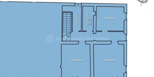 Rustico/Casale in vendita a Lastra a Signa, Con giardino, 90 mq - Foto 13