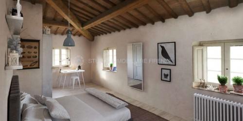 Rustico/Casale in vendita a Lastra a Signa, Con giardino, 90 mq - Foto 15