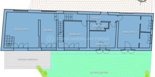 Rustico/Casale in vendita a Lastra a Signa, Con giardino, 175 mq - Foto 21