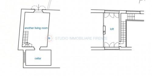 Rustico/Casale in vendita a Lastra a Signa, Con giardino, 175 mq - Foto 2
