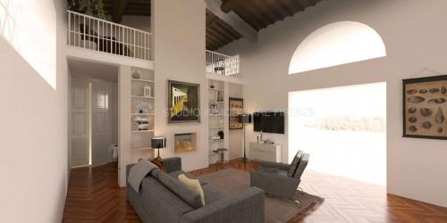Rustico/Casale in vendita a Lastra a Signa, Con giardino, 175 mq - Foto 26