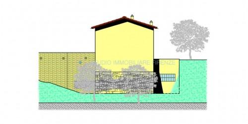 Rustico/Casale in vendita a Lastra a Signa, Con giardino, 175 mq - Foto 16