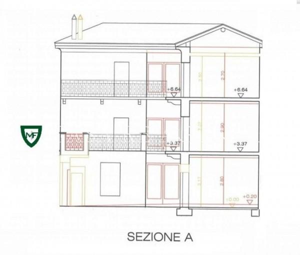 Rustico/Casale in vendita a Induno Olona, Centro, Con giardino, 210 mq - Foto 12