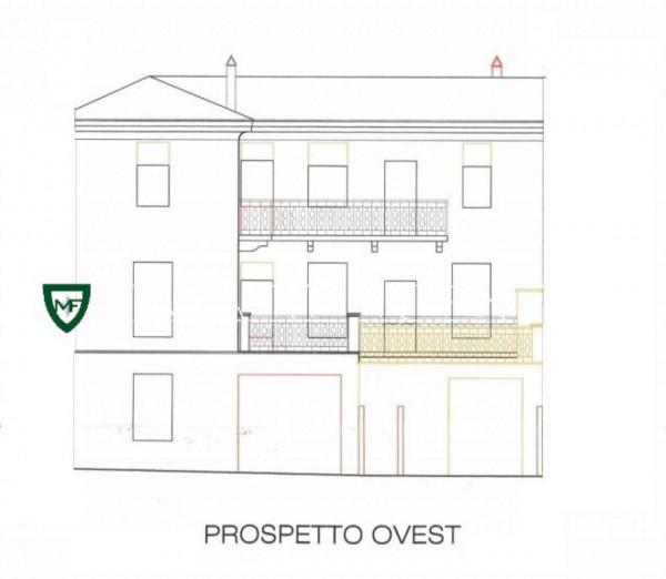 Rustico/Casale in vendita a Induno Olona, Centro, Con giardino, 210 mq - Foto 14