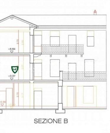 Rustico/Casale in vendita a Induno Olona, Centro, Con giardino, 210 mq - Foto 10