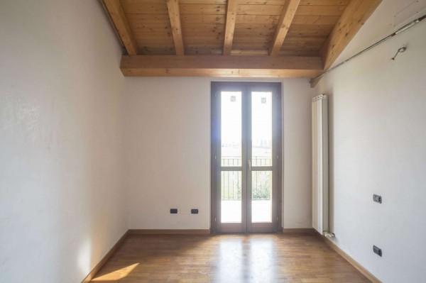 Appartamento in vendita a Nova Milanese, Con giardino, 95 mq - Foto 20
