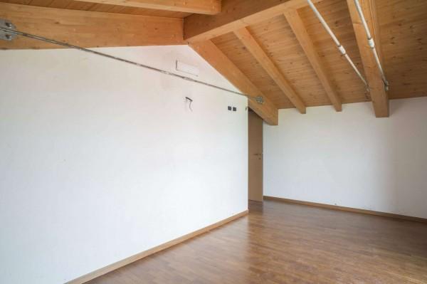 Appartamento in vendita a Nova Milanese, Con giardino, 95 mq - Foto 25