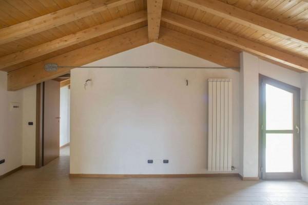 Appartamento in vendita a Nova Milanese, Con giardino, 95 mq - Foto 10