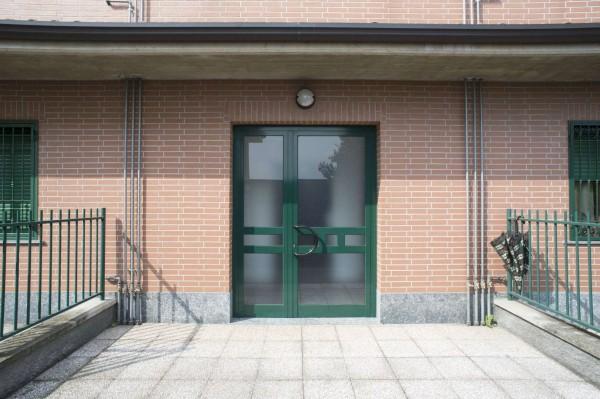 Appartamento in vendita a Nova Milanese, Con giardino, 95 mq - Foto 17