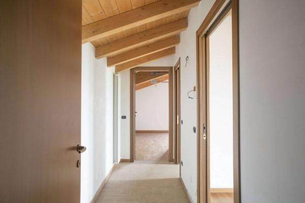 Appartamento in vendita a Nova Milanese, Con giardino, 95 mq - Foto 18