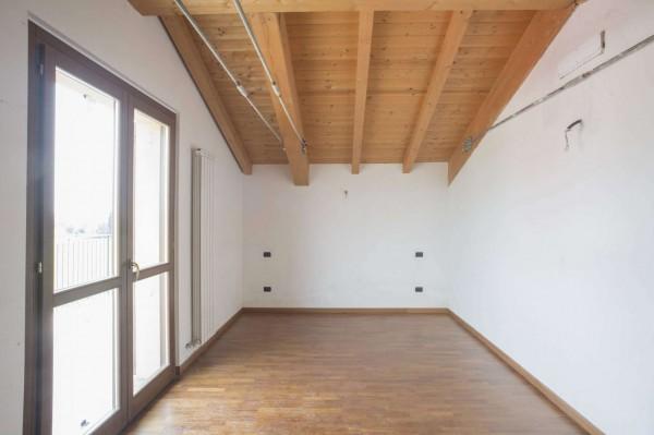 Appartamento in vendita a Nova Milanese, Con giardino, 95 mq - Foto 26