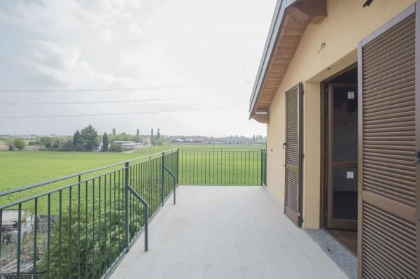 Appartamento in vendita a Nova Milanese, Con giardino, 95 mq - Foto 24