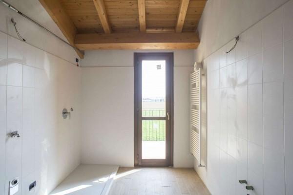 Appartamento in vendita a Nova Milanese, Con giardino, 95 mq - Foto 22