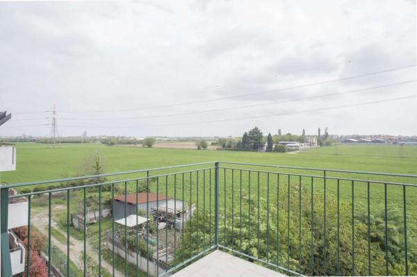 Appartamento in vendita a Nova Milanese, Con giardino, 95 mq - Foto 8