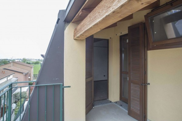 Appartamento in vendita a Nova Milanese, Con giardino, 95 mq - Foto 12