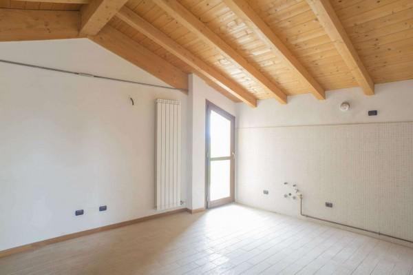 Appartamento in vendita a Nova Milanese, Con giardino, 95 mq - Foto 14