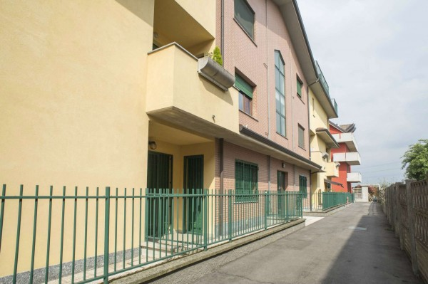 Appartamento in vendita a Nova Milanese, Con giardino, 95 mq - Foto 27