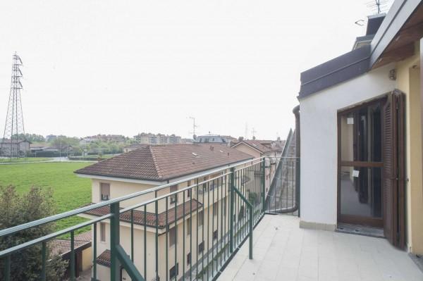 Appartamento in vendita a Nova Milanese, Con giardino, 95 mq - Foto 9
