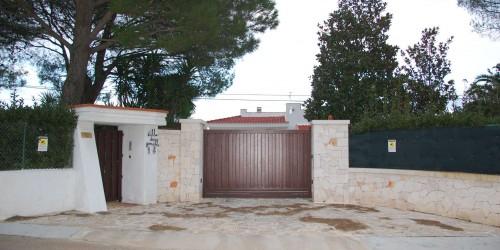 Villa in vendita a Martina Franca, Contada Paretone, Con giardino, 350 mq - Foto 1