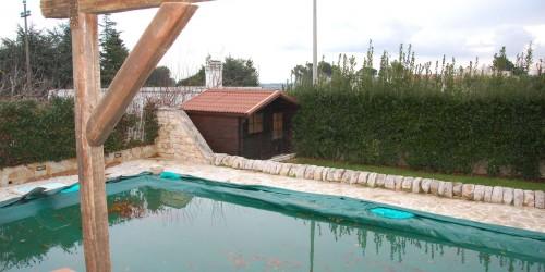 Villa in vendita a Martina Franca, Contada Paretone, Con giardino, 350 mq - Foto 6