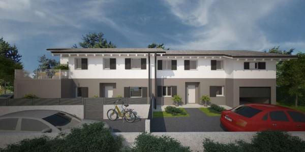Villa in vendita a Udine, Paderno, Con giardino, 211 mq