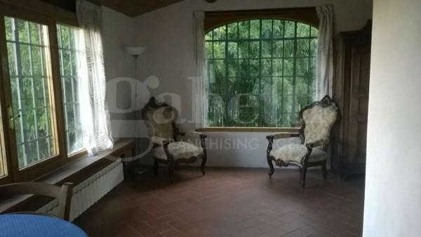 Villa in vendita a Fiesole, Con giardino, 300 mq - Foto 12