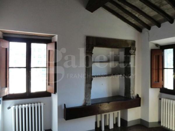Villa in vendita a Fiesole, Con giardino, 300 mq