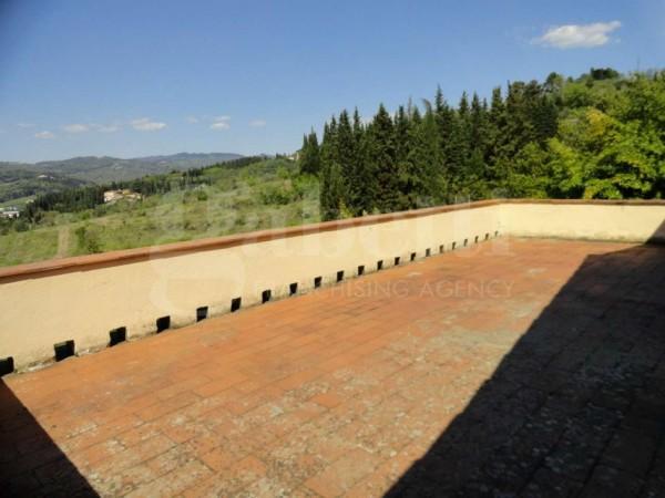 Villa in vendita a Fiesole, Con giardino, 300 mq - Foto 10