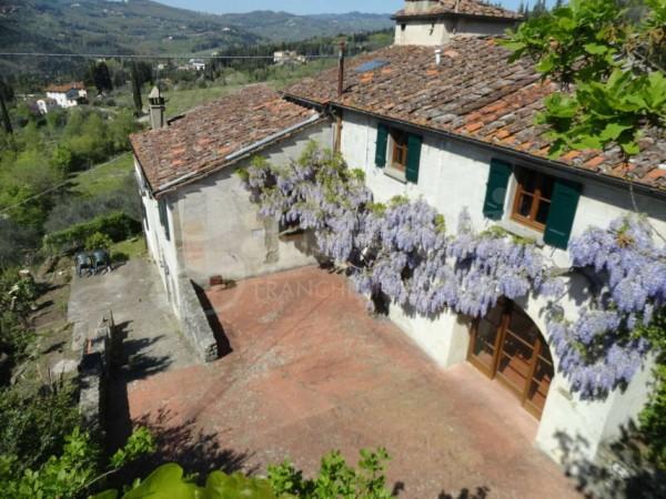 Villa in vendita a Fiesole, Con giardino, 300 mq - Foto 7