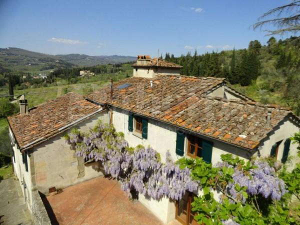 Villa in vendita a Fiesole, Con giardino, 300 mq - Foto 8